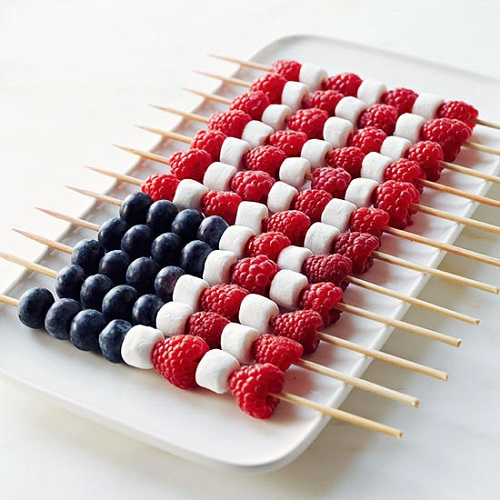Berry Patriotic